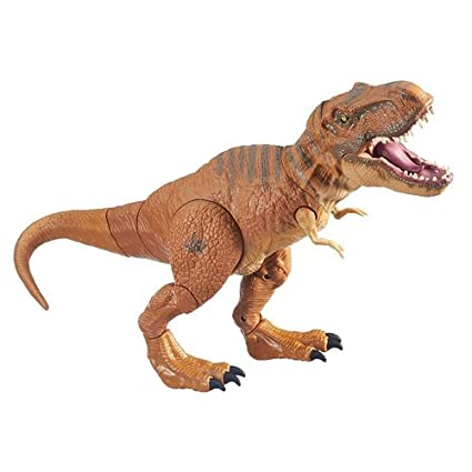 Amazon Jurassic World Stomp And Strike Tyrannosaurus Rex T