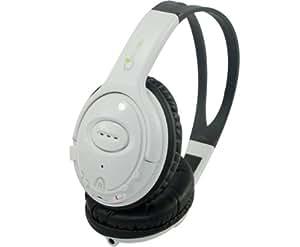 Conntek TT04WT 2-Tone Music Headphone with Free 4G Micro SD Card