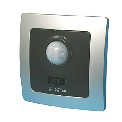 ElectroDH 36535SB DH 36.535/S/B Interruptor/Detector Movimiento Infrarrojos EM