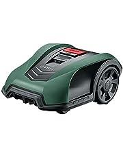 Bosch Lawn and Garden Indego S+ 350 Robot Grasmaaier, met App-Functie, 19 cm Maaibreedte, voor Gazons tot 350 M²