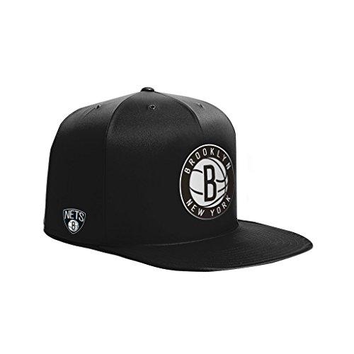 NBA Brooklyn Nets NAP CAP Pet Bed, Black, Small by NAP CAP