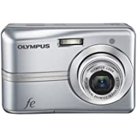 Olympus FE-25 10MP Digital Camera with 3x Optical Zoom and 2.4 inch LCD (Silver) Explained Review Image