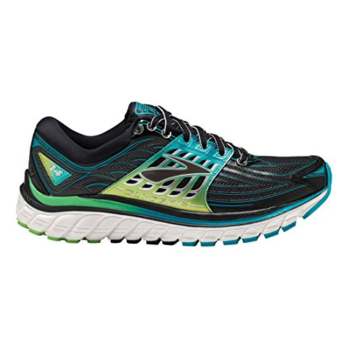 Viridian Green 14 Black Women's Brooks Silver Glycerin IqggS