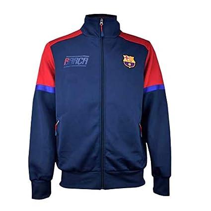 Sudadera Plus nº 1 FC. Barcelona - Producto con Licencia - Adulto ...