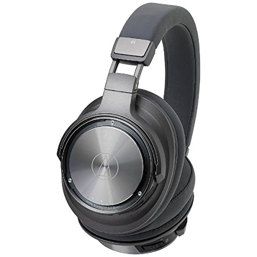 Audio Technica HiRes (black)Bluetooth wireless headphones ATH-DSR9BT