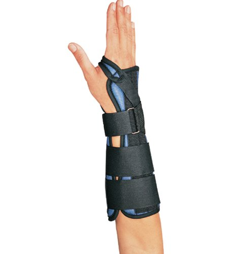 Procare Foam Wrist Splint - Left - Large