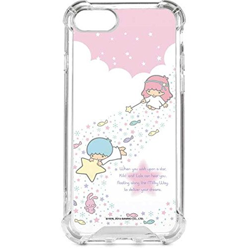 best authentic 42da1 c013f Amazon.com: Little Twin Stars iPhone 7 Clear Case - Sanrio | Skinit ...