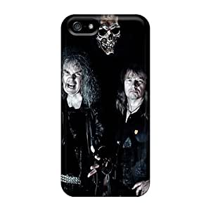 Iphone 5/5s Peg3026Jwwz Support Personal Customs Nice Grave Band Series Shock-Absorbing Cell-phone Hard Cover -AnnaDubois
