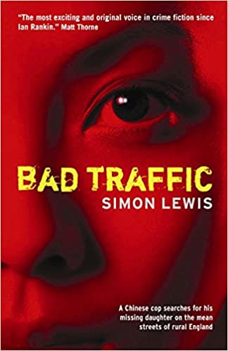 Image result for bad traffic simon lewis