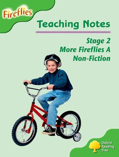 Oxford Reading Tree: Level 2: More Fireflies A: Teaching Notes PDF