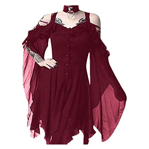 TWGONE Plus Size Gothic Dresses for Women Special
