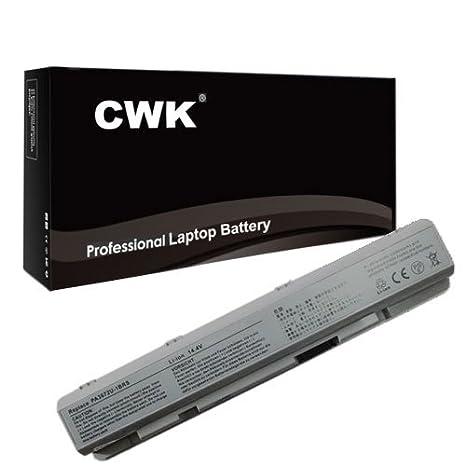 Amazon.com: CWK High Performance Battery for Toshiba Satellite E105