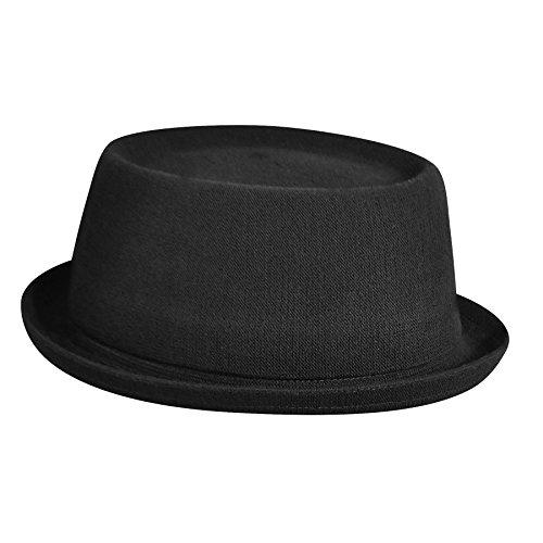 Hats Kangol Fedora (Kangol Bamboo Mowbray Hat (XXL - Black))