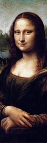 250 x 79 cm 1 Partie La Joconde 1art1 Leonardo Da Vinci Poster Papier Peint