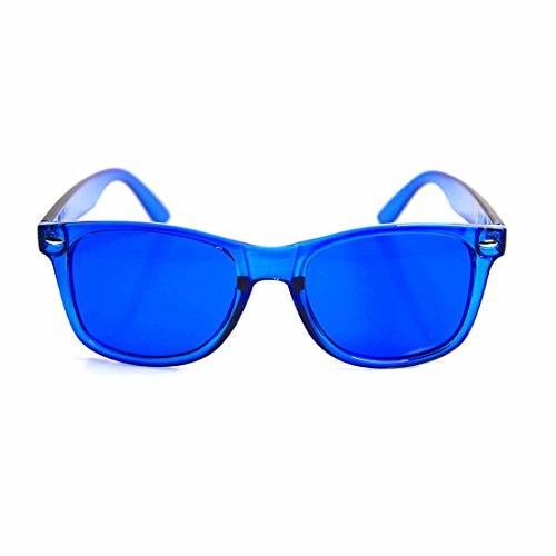 lunettes Bleu GloFX Des relaxantes femmes les pour q5008CrwYx