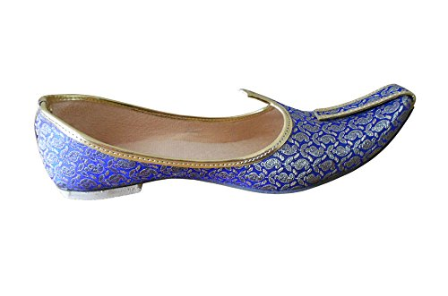 ciel pour homme bleu Kalra Creations Chaussons 6qnWSR6TXB