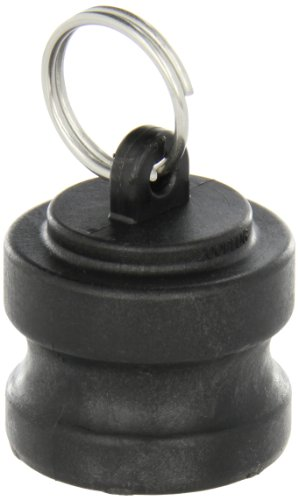 Banjo 200PL Polypropylene Cam & Groove Fitting, Dust Plug, 2