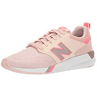 New Balance Women's 009 V1 Sneaker, Oyster Pink/Guava, 9 M US