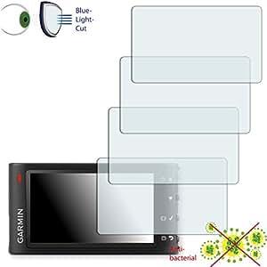 4x DISAGU ClearScreen–Protector de pantalla para Garmin Dash Cam 30/35antibacteriano, filtro de corte Bluelight–Protector de pantalla