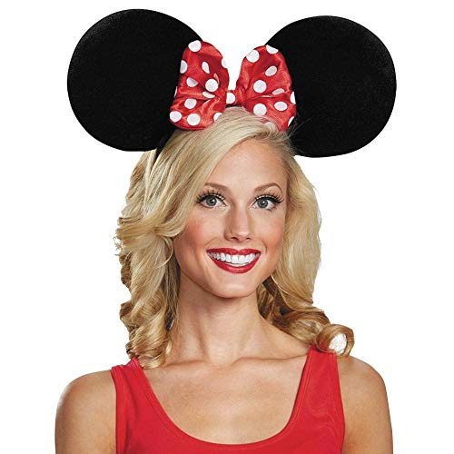 Oversized Minnie Mouse Ears]()