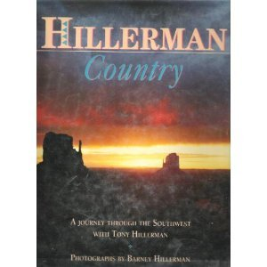 006016400X - Tony Hillerman, Barney Hillerman: Hillerman Country: A Journey Through the Southwest With Tony Hillerman - Buch