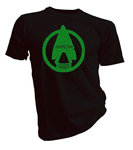Arrow T Shirt by TIM'S TEE HOUSTON (Large)