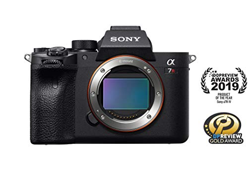 Sony α7R IV Full-frame Mirrorless Interchangeable Lens Camera (ILCE7RM4/B)