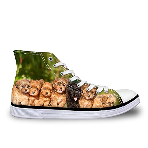 Nopersonality Pattern2 Stringate Scarpe Donna Pet Dog 6X6rqwT