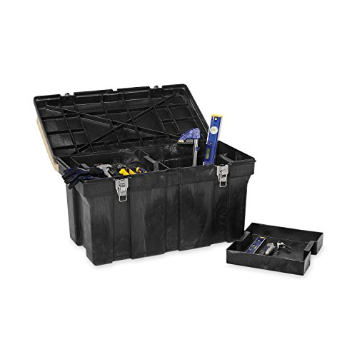 Rubbermaid Commercial Tack Box, 36'', Black, FG772000BLA by Rubbermaid Commercial Products (Image #5)