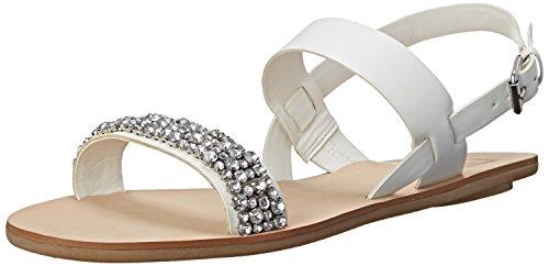 Women White Sandal Vesta Dolce Dress Vita 1w5qH45xP