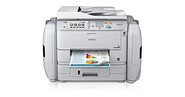Amazon.com: Epson Workforce Pro WF-R5690 impresora de ...