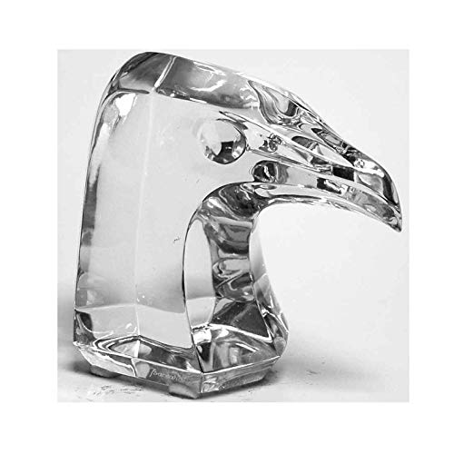 Baccarat Crystal Eagle Paperweight, 762565