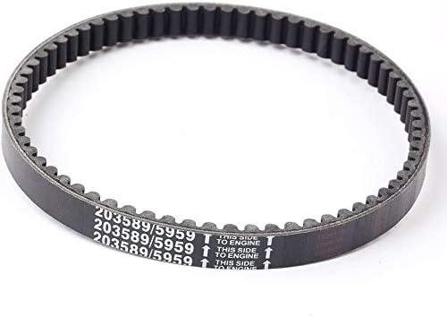 torque converter belt Replaces For comet 203589 murray 12-8487 baja Motorsports BB65-395 manco 5959 3pcs Go Kart Drive Belt 30 Series Belt ken-Bar 300-009 255-299 rotary 8487