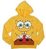 Spongebob Squarepants Boys 4-16 Zip up Character Hoodie