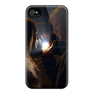ColorCases Case Cover Protector Specially Made For Iphone 4/4s 2011 I Am Number Four