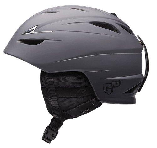Giro G10 2009 Snow Helmet (Matte Pewter, Medium), Outdoor Stuffs