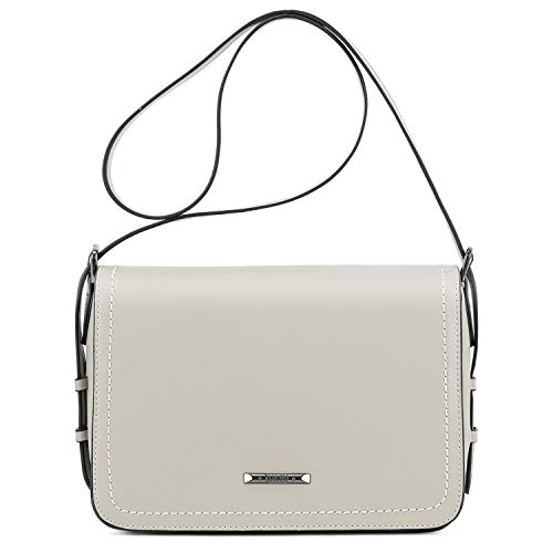 ECOSUSI Women's Large Crossbody Shoulder Bags Fashion Flapover Purse with Adjustable Shoulder Strap, ()