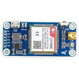 3B Bewinner-Erweiterungsplatine NB-IoT//eMTC//Edge//GPRS//GNSS-Erweiterungsplatine f/ür Raspberry Pi Zero//Zero W//Zero WH 2B 3B
