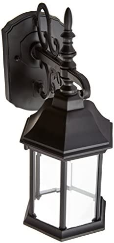 Acclaim 5183BK Madison Collection 1-Light Wall Mount Outdoor Light Fixture