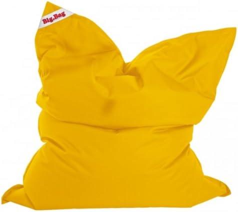SITTING POINT only by MAGMA Sitzsack Brava Big Bag 125x155cm gelb