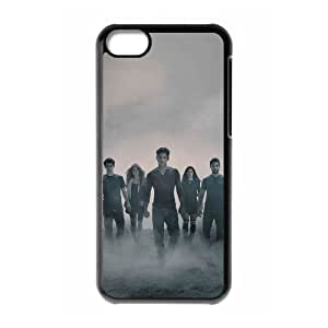 I-Cu-Le Print Teen Wolf Pattern PC Hard Case for iPhone 5C