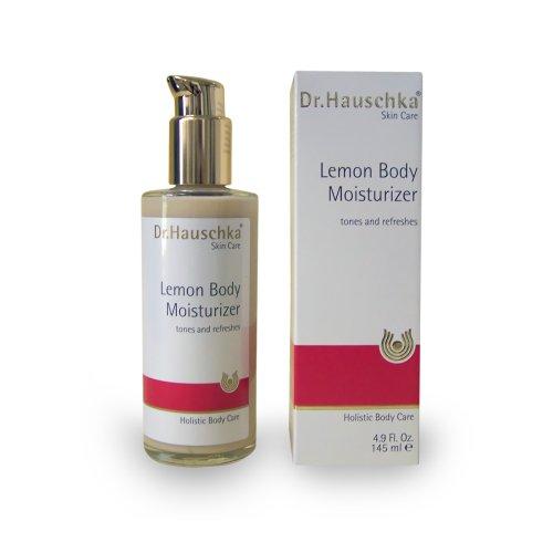Dr. Hauschka Body Moisturizer, Lemon, 4.9-Ounce Box