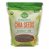 Wellsley Farms Organic Chia Seeds, 2 lbs.