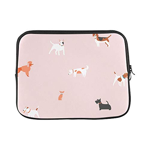 Pet Cartoon Cute Animal Sleeve Soft Laptop Case Bag Pouch Skin for MacBook Air 11