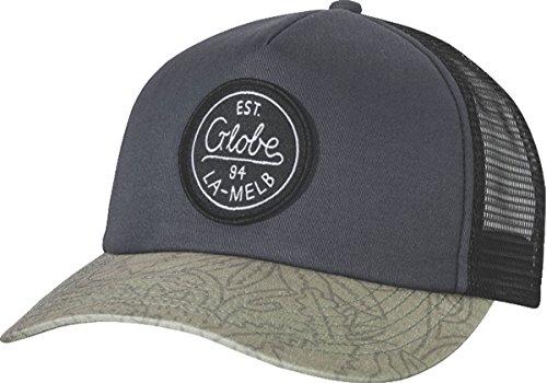 Globe Men's Expedition II Trucker Adjustable Hats,One Size,Birch