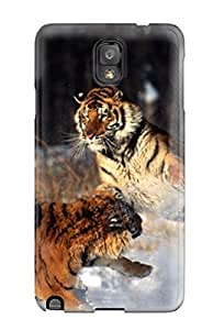 Awesome Gymnastic Christmas For Computer Flip Case With Fashion Design For Galaxy Note 3