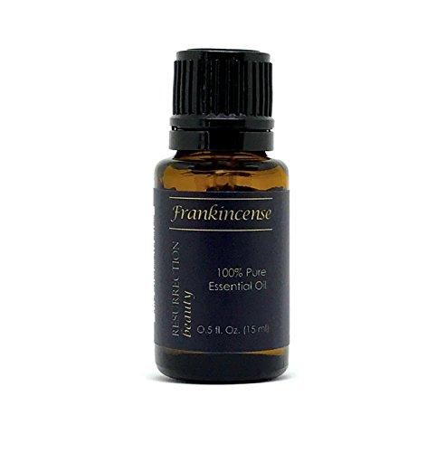 Frankincense Essential Oil (Boswellia Carteri), 100% Pure, 15 ml