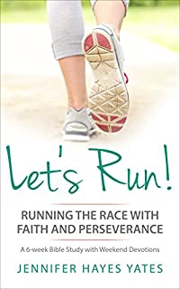 Let's Run by Jennifer Hayes Yates ebook deal