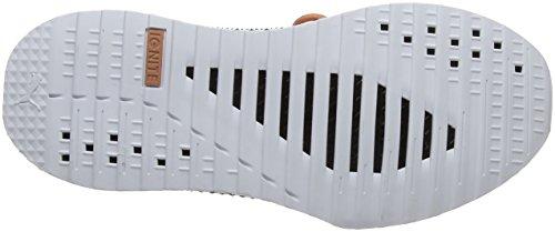 Puma Unisex-erwachsene Tsugi Apex Summer Sneaker Beige (sordina Argilla-puma Nero-puma Bianco)