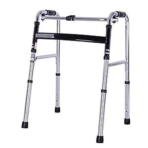 QINAIDI Andador Plegable para discapacitados, para Personas ...